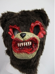 Scary Bear Masks
