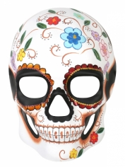 Day Of The Dead Mask 7 - Halloween Masks