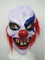 Deluxe Clown Mask - Halloween Masks