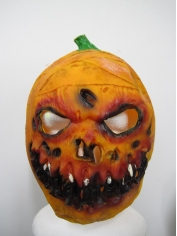 Scary Pumpkin - Halloween Masks