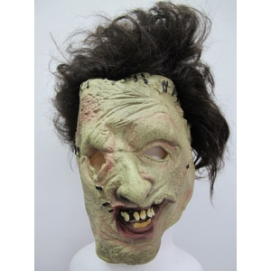 Leatherface Masks with Wig - Halloween Masks