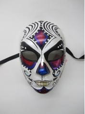 Day Of The Dead Mask 2 - Halloween Masks