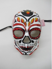 Day Of The Dead Mask 3 - Halloween Masks