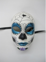 Day Of The Dead Mask 5 - Halloween Masks
