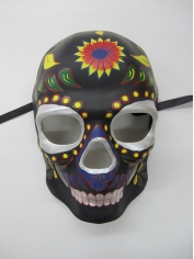 Day Of The Dead Mask 6 - Halloween Masks