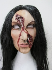 Scary Woman - Halloween Masks