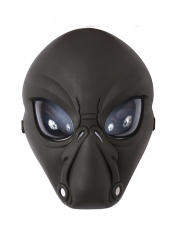 Black Alien Mask