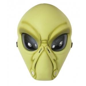 Alien Mask Green
