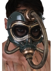 Cousteau Diving Green Head Mask - Sale in Store Only