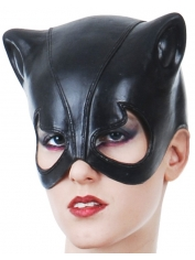 Cat Woman Face Mask