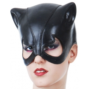Cat Woman Face Mask