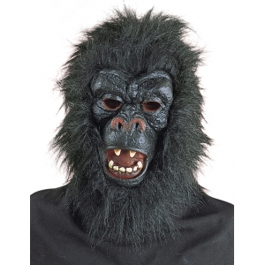 Gorilla Mask Black