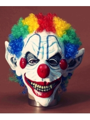Clown Head Mask