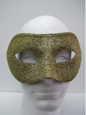 Gold Mask - Masquerade Masks