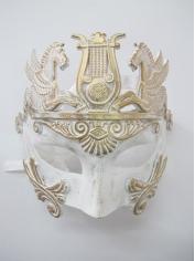 CAVALLI Centurion White Gold - Masquerade Masks