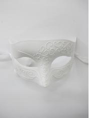 White Mask - Masquerade Masks