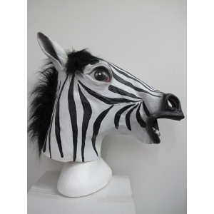 Zebra - Animal Mask