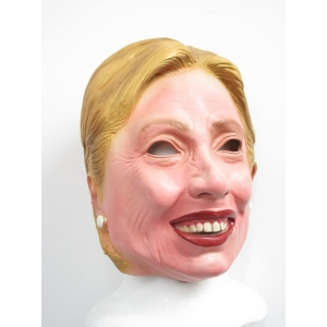Hillary Face Mask - Halloween Masks