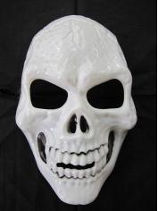 White Skull Mask