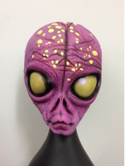 Pink Alien - Masks