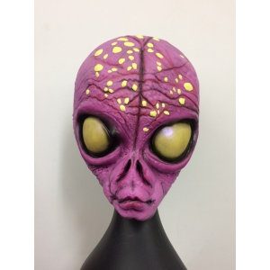 Pink Alien - Masks