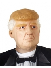 Trump Face Mask - Halloween Masks