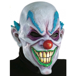 Evil Clown Head - Halloween Mask