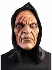 Mask-Hooded One Eye-Vinyl - Halloween Masks