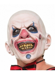 Twisted Clown - Halloween Masks