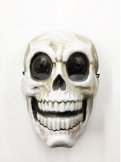 Plastic Skull Mask