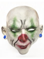 Evil Clown Mask - Halloween Masks
