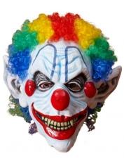 Sinister Mister Clown Mask
