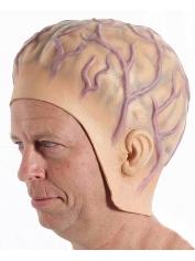 Alien Headpiece Deluxe - Halloween Masks