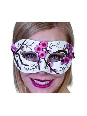 Pink Blossom - Masquerade Masks