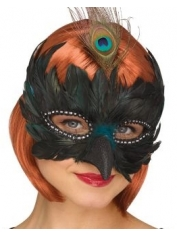 Peacock - Feathery Masks