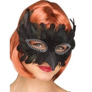 Raven - Feathery Masks
