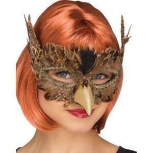 Owl - Feathery Masks