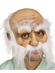 Sideburns Whisker Walter - Old Man Mask