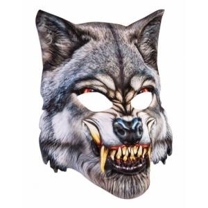 Wolf Grey - Animal Masks