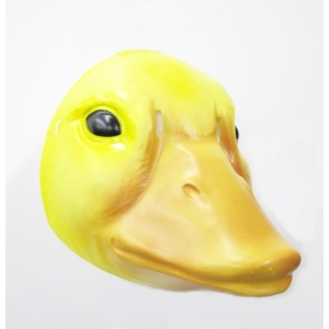 Large Duck - Animal Plastic Masks