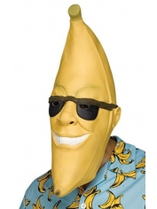 Banana - Halloween Masks