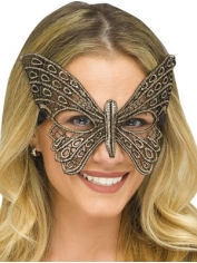Butterfly Gothic Lace Mask - Masquerade Masks