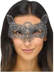Cat Gothic Lace Mask - Masquerade Masks