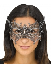 Bat Gothic Lace Mask - Masquerade Masks