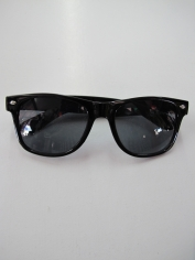 Blues Brothers Glasses Black - Novelty Glasses