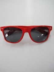 Blues Brothers Glasses Red - Novelty Glasses