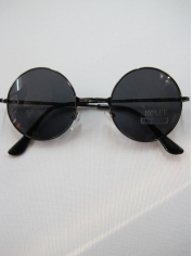 John Len Sunlasses Black - Novelty Glasses