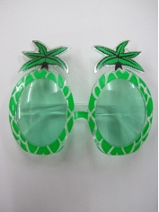 Pineapple Novelty Sunglasses