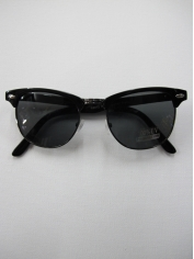 50s Black Eye Sunglasses