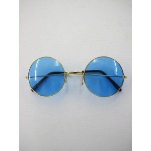 John Len Sunglasses Blue - Novelty Sunglasses